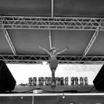 Repetitions d'un concours de chant. Sulina, Delta Dunarii © Maud Chablais
