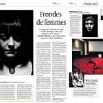 revue de presse — Le Temps/Week-end — 4 juin 2011